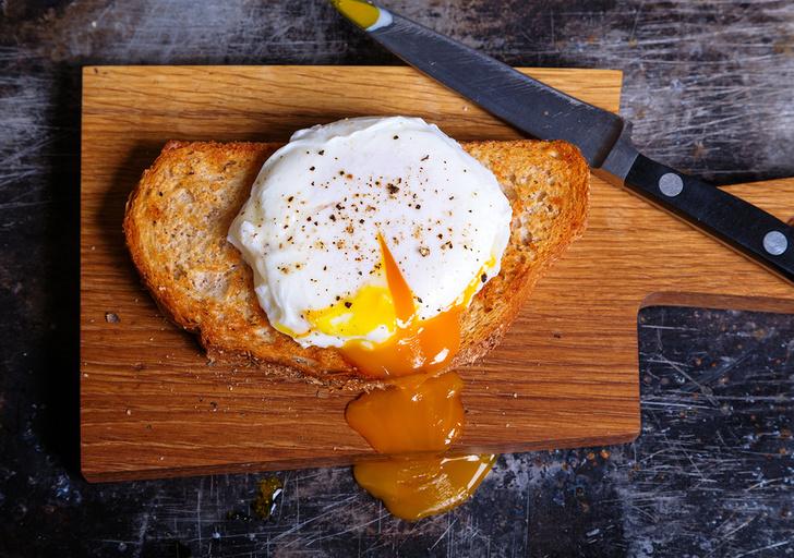 Фото №1 - Как сварить яйцо пашот