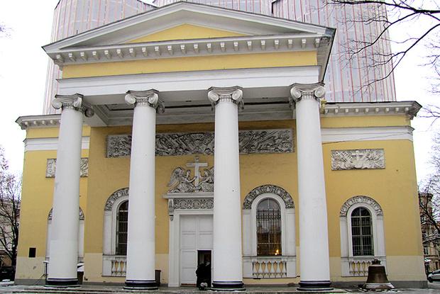 Фото №4 - Putin and the City: где президент родился и женился