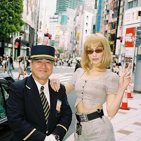 Фото №2 - Ребекка Харадзюку: японский двойник Беллы Хадид или альтер эго?