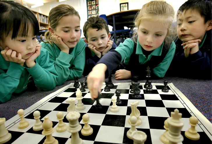Фото №1 - Гроссмейстеры и атлеты живут одинаково долго