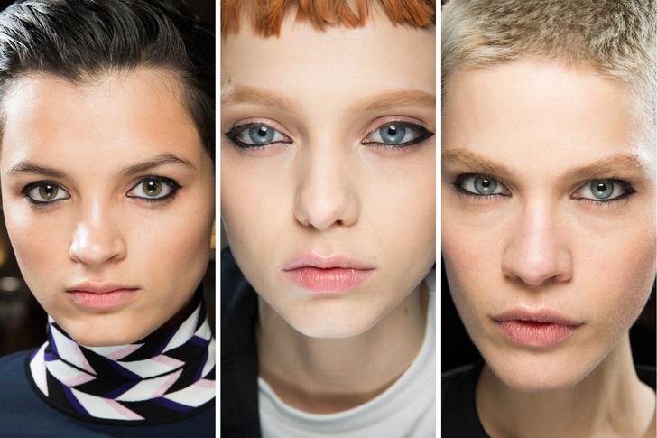Фото №12 - 7 beauty-трендов с Недели моды в Милане