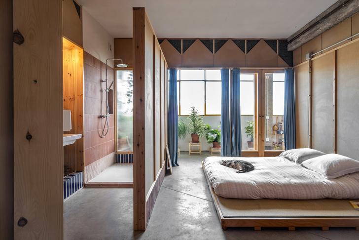 Фото №3 - Квартира в старой мастерской в Испании