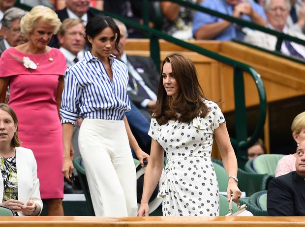 Фото №10 - Конец «Великолепной четверки»: зачем герцоги Кембриджские и Сассекские делят королевский двор