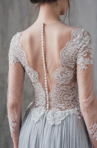 Фото №12 - А la Russe: свадебные платья от российских дизайнеров