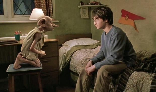Фото №3 - Топ-10 самых прикольных бромансов в «Гарри Поттере»