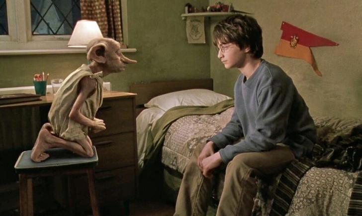 Фото №4 - Топ-10 самых прикольных бромансов в «Гарри Поттере»