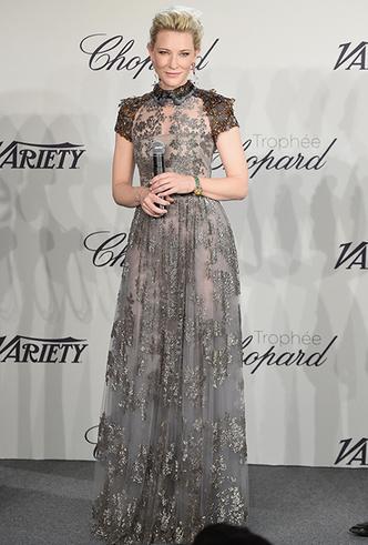 Фото №33 - Королева Канн: Кейт Бланшетт и ее модные образы за всю историю кинофестиваля