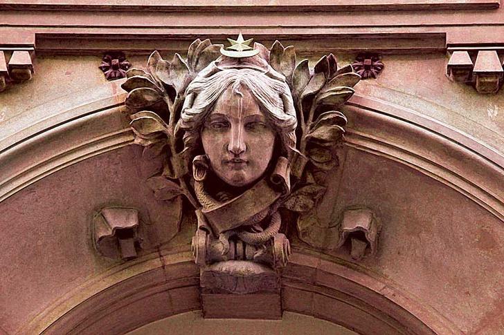 Фото №5 - Лицевая сторона: пражские декоративные рельефы