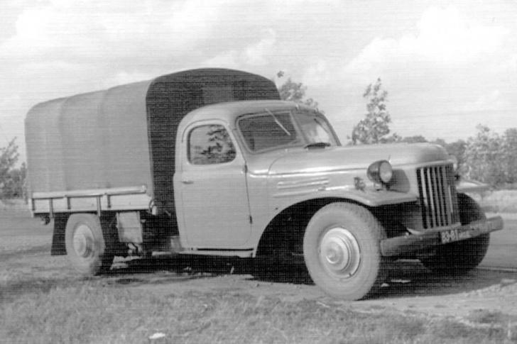 Фото №2 - По прозвищу «Чебурашка»: краткая история скоростного грузовика ЗИЛ