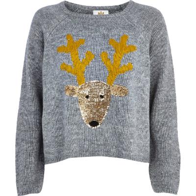 Фото №7 - Новогоднее настроение: топ-8 праздничных свитеров