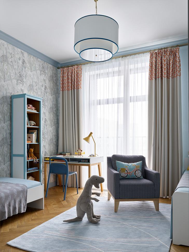 Фото №9 - Квартира для семьи из четырех человек в Москве