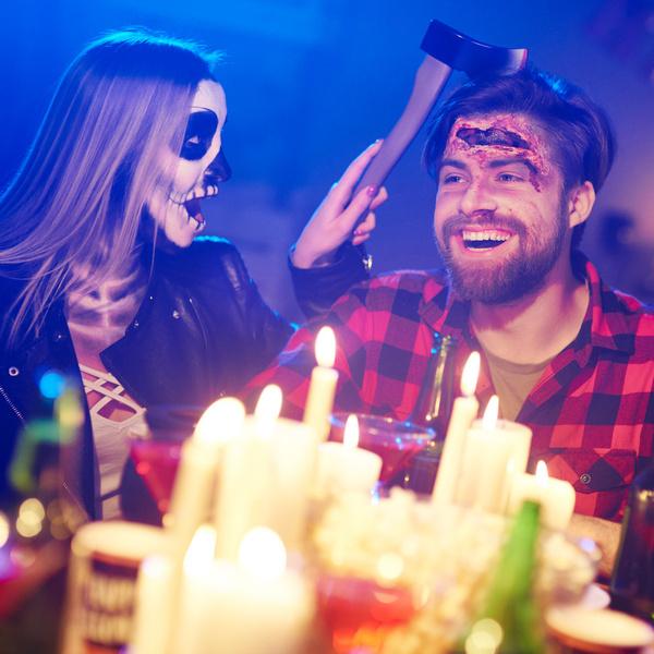 Фото №1 - Вечеринка на Хэллоуин: как всех удивить и напугать