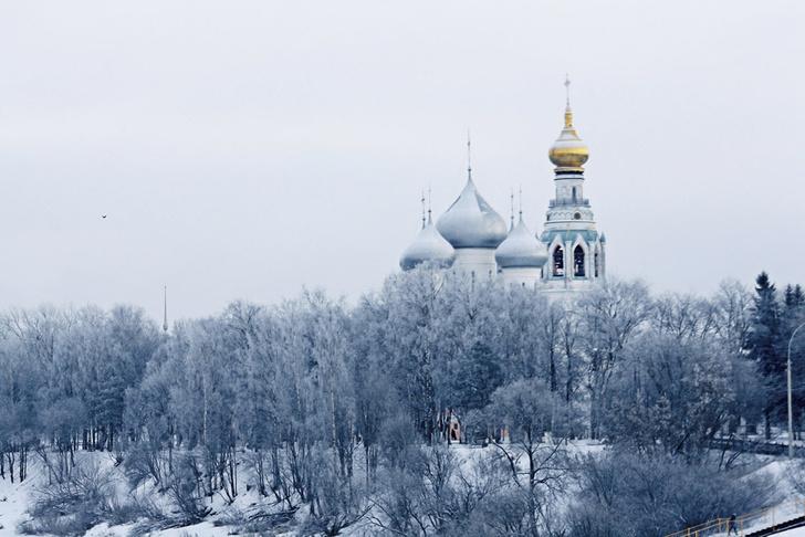 Фото №1 - Место дня. Вологодский кремль