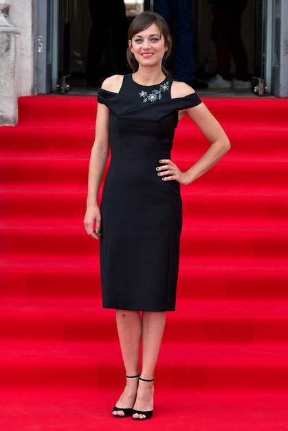 Марион Котийяр (Marion Cotillard), Christian Dior