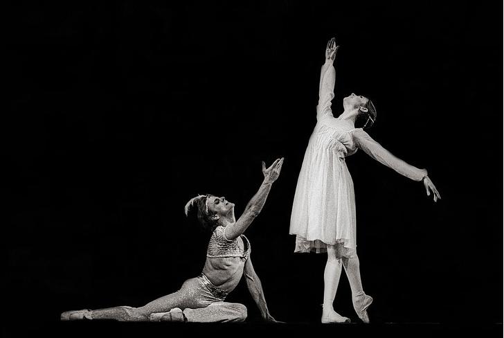 Фото №4 - Больше чем балет: 5 незабываемых танцевальных дуэтов
