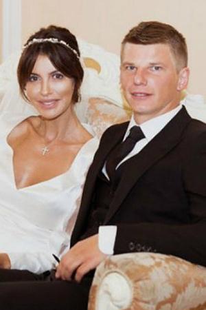 Аршавин женился в 2016 году