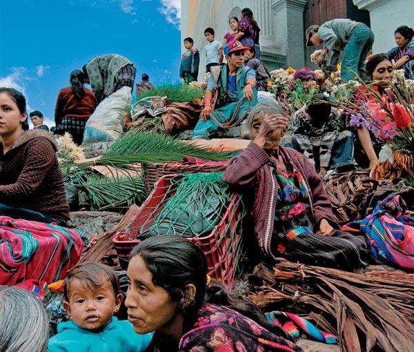 Фото №1 - Несгинувшие майя