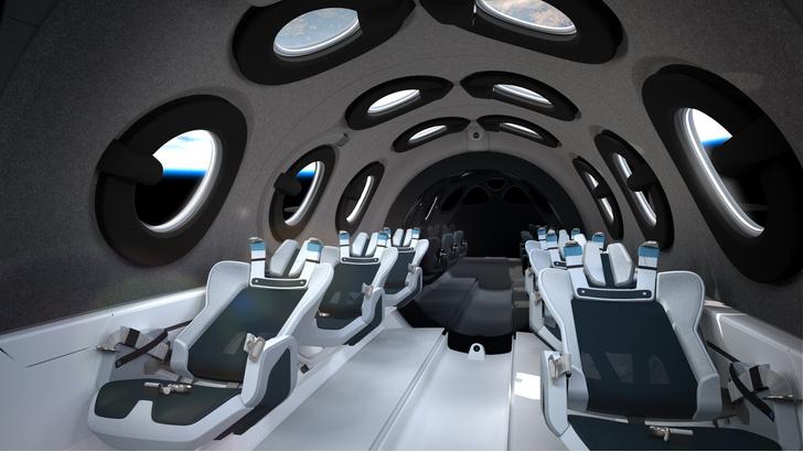Фото №2 - Гонки миллиардеров: Ричард Брэнсон полетит в космос раньше Джеффа Безоса