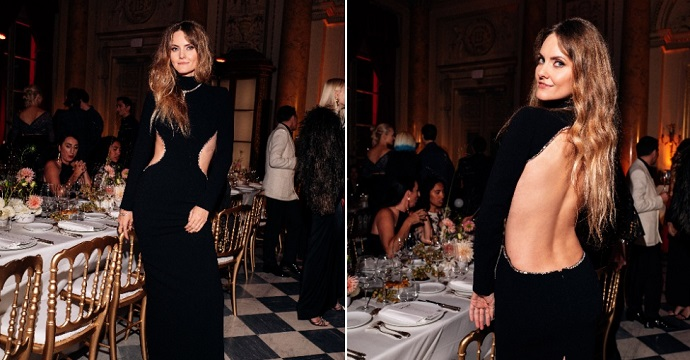 25-летие российского ELLE: как прошел праздничный ужин в Париже