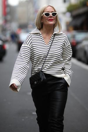 Фото №7 - Как и с чем носить тельняшку: модные идеи на любой случай