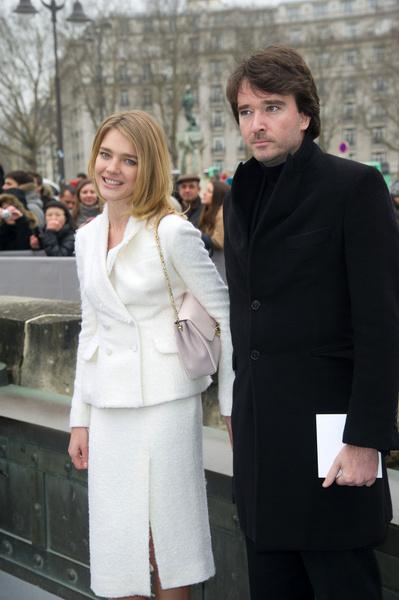 Фото №2 - СМИ: Наталья Водянова вышла замуж за Антуана Арно