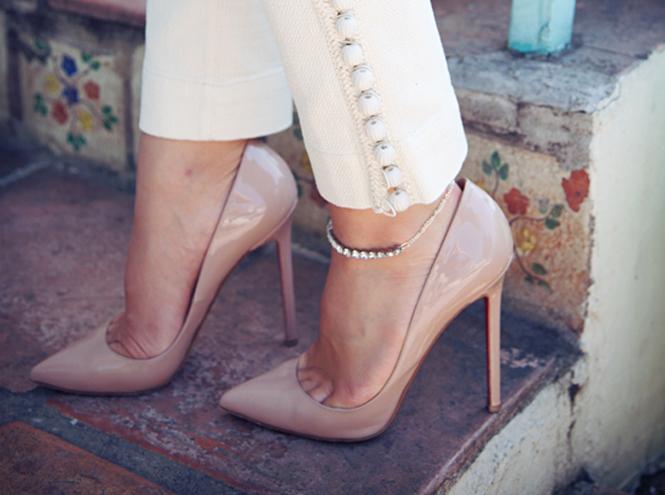 Фото №5 - Браслет на ногу: зачем и как его носить