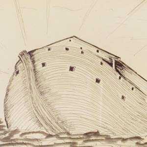 Фото №1 - На Арарате установят Ноев ковчег