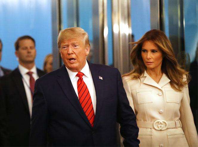 Фото №3 - Конгресс США начинает процедуру импичмента Дональда Трампа