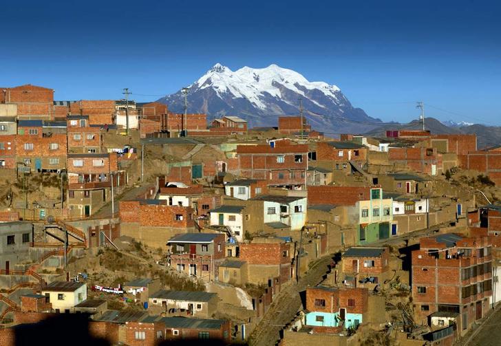 Фото №2 - В разреженном воздухе: 7 самых высокогорных населенных пунктов мира