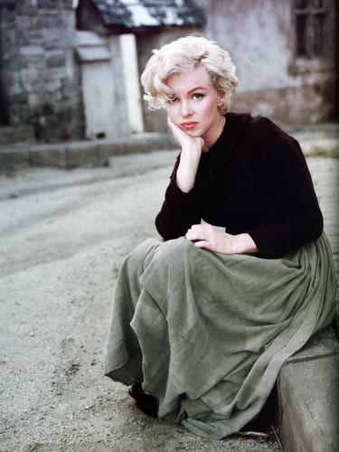 Фото №1 - 50 фотографий Мэрилин Монро, которые вы не видели