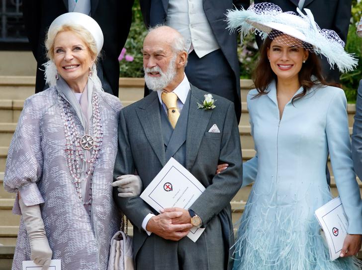 Фото №1 - Как свадьба Леди Габриэллы сплотила королевскую семью Виндзор