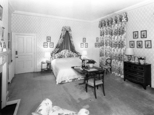 Фото №7 - Тайные комнаты: как выглядят спальни Виндзоров