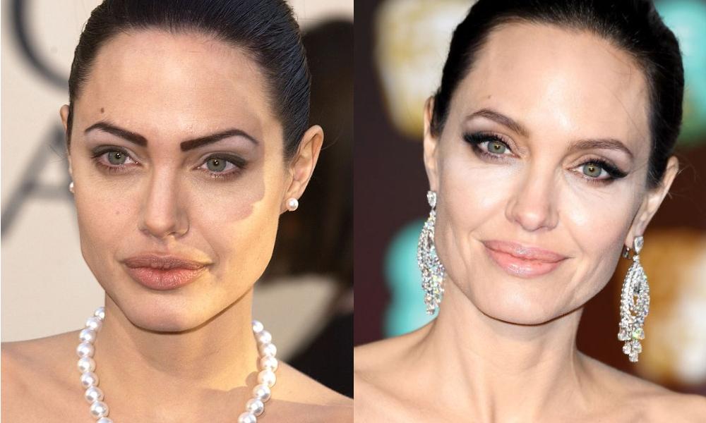 15 звездных примеров, как брови меняют внешность