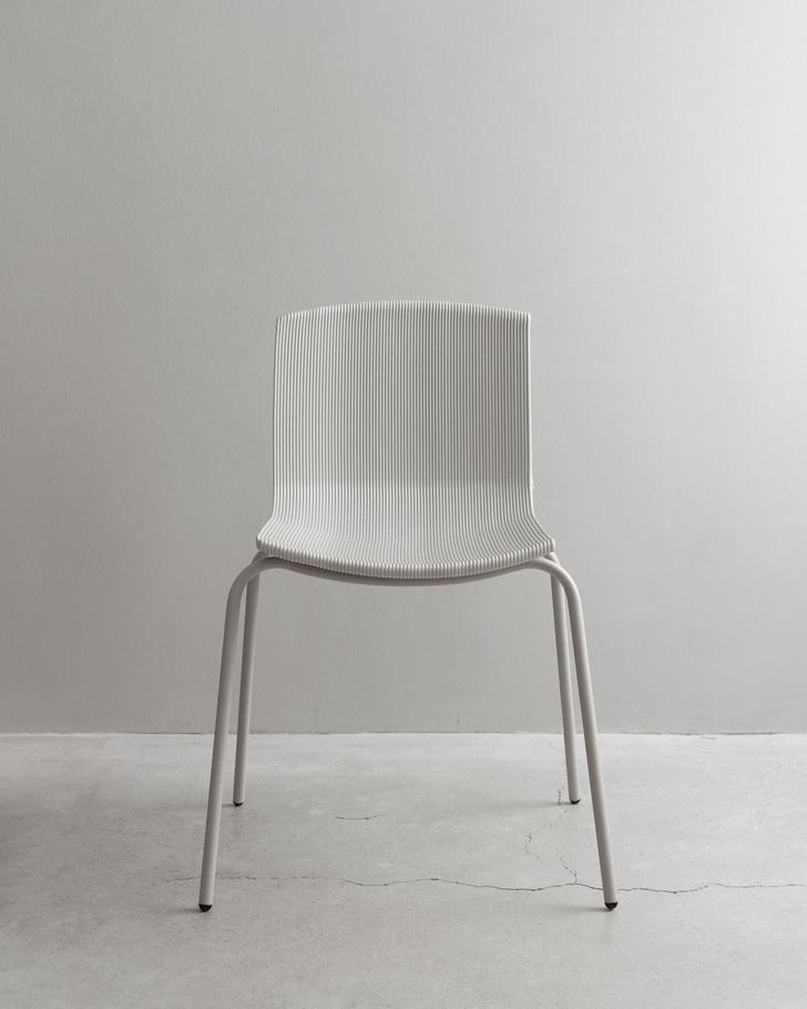 Фото №5 - «Рестул» из переработанного пластика от Delo Design