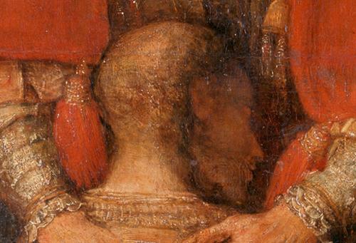Фото №4 - Цвет любви: 9 загадок картины Рембрандта «Возвращение блудного сына»