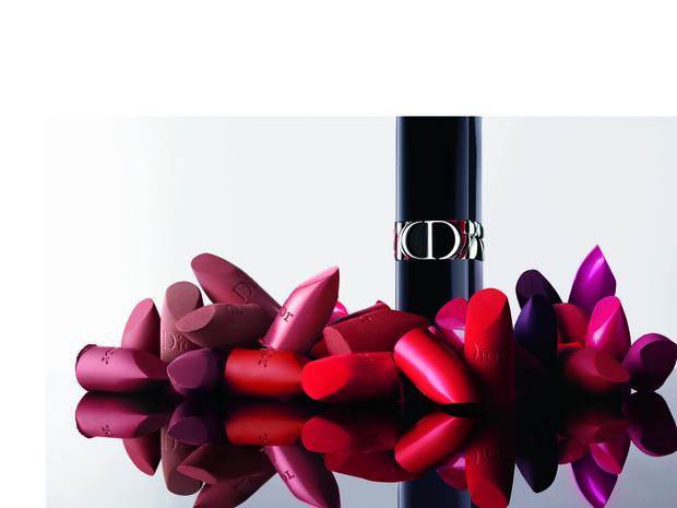 Фото №1 - Губы, которые хочется целовать: коллекция помад Dior для поцелуев