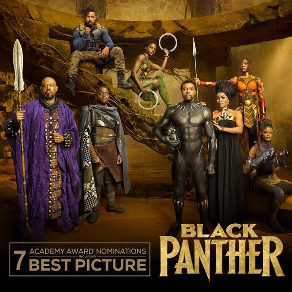 Фото №1 - Слух дня: Рианна снимется во второй части «Черной пантеры»