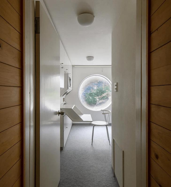 Фото №5 - Капсульный дом по проекту Кисе Курокавы будет восстановлен