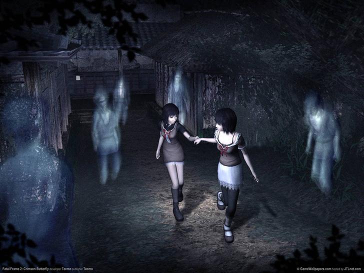 Фото №2 - 7 самых страшных видеоигр