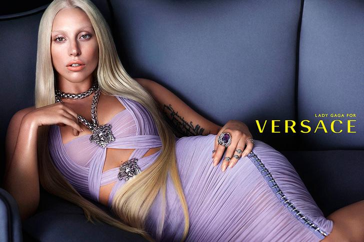 Леди Гага (Lady Gaga), Versace