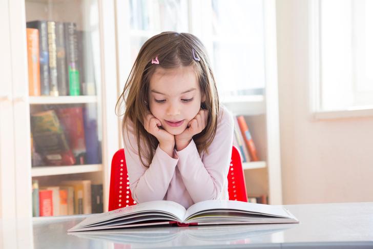 что почитать с ребенком: книги, список