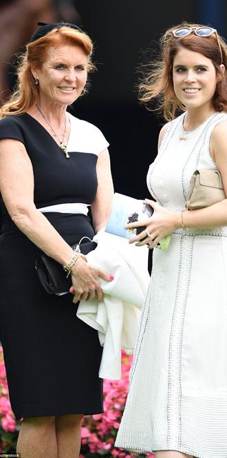 Фото №5 - Принцесса Евгения стала героиней британского Harper's Bazaar
