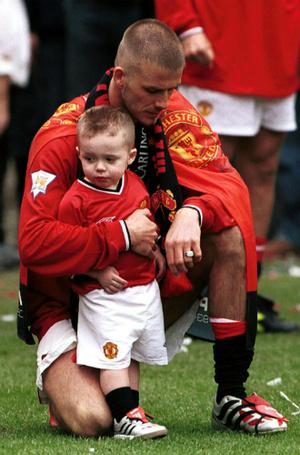 Фото №9 - Сын за отца: дети знаменитых спортсменов (и кем они хотят стать в будущем)