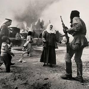 Фото №1 - Война через объектив фотоаппарата