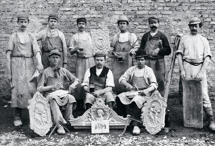 Фото №1 - 130 лет назад... Появилась первая государственная пенсионная система