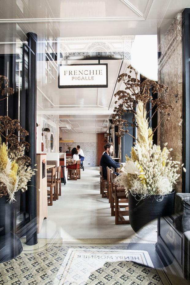 Фото №10 - Frenchie Pigalle: новый ресторан по проекту Доротеи Мейлихзон