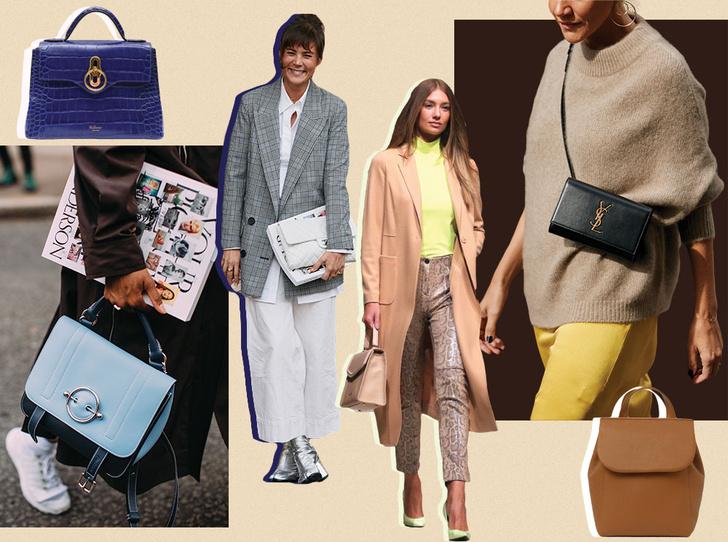 Фото №1 - Все под рукой: 5 универсальных моделей сумок для офиса