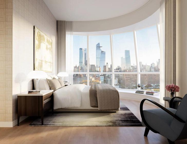 Фото №5 - Дом-фонарь: новый проект студии Томаса Хизервика в Нью-Йорке