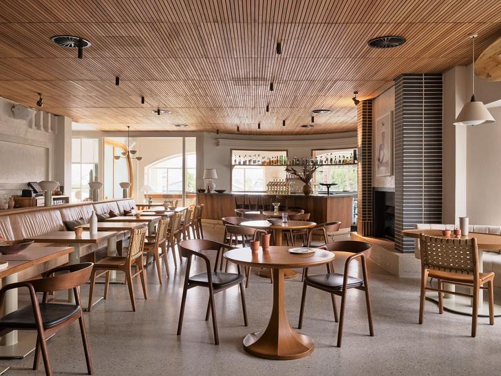 Фото №2 - Ресторан с отсылками к ар-деко в Сиднее