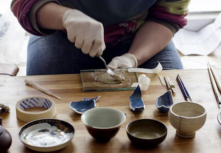 Фото №2 - Кинцуги: японское искусство склеивать разбитое